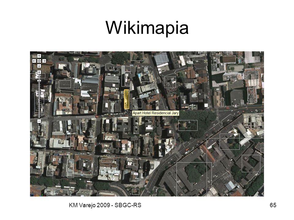 KM Varejo 2009 - SBGC-RS65 Wikimapia