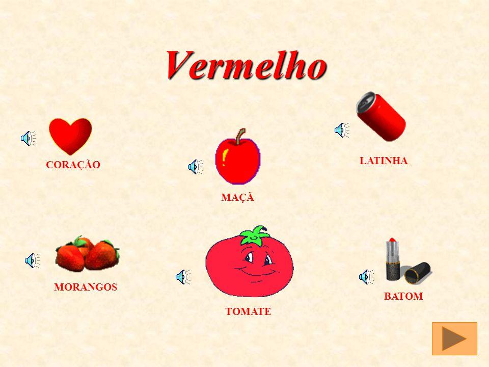 VERMELHO VER MELHO -- VERMELHO