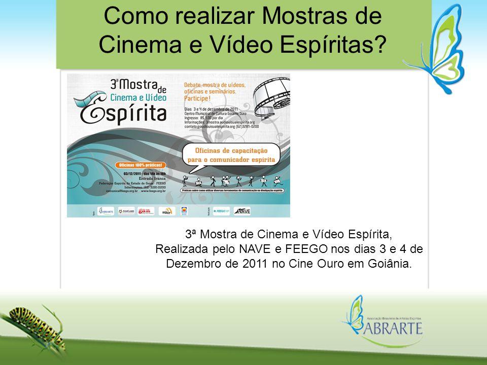 PROJEÇÃO E CUIDADOS Se o filme for exibido a partir de um computador ou notebook, verifique o formato dos vídeos.