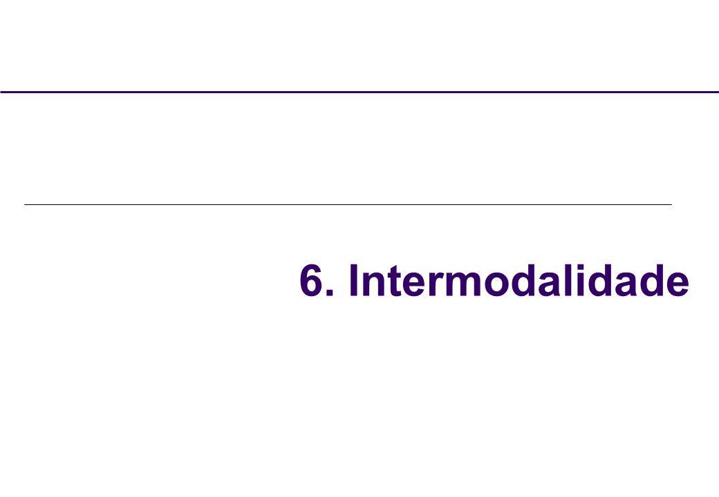 6. Intermodalidade