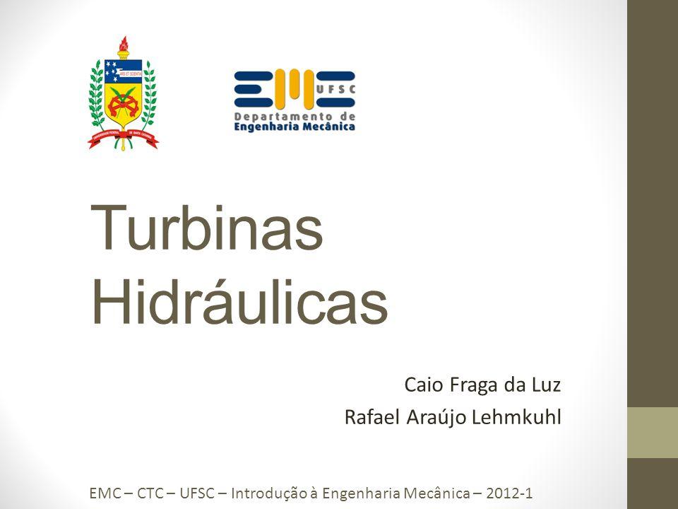 Turbina Termo criado pelo professor de minas Claudie Burdin Do latim turbo = Redemoinho