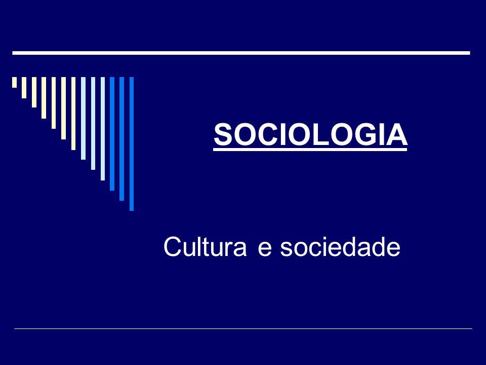 Conceito de cultura A cultura é parte fundamental no processo de socialização do homem, uma vez que o torna um ser social.
