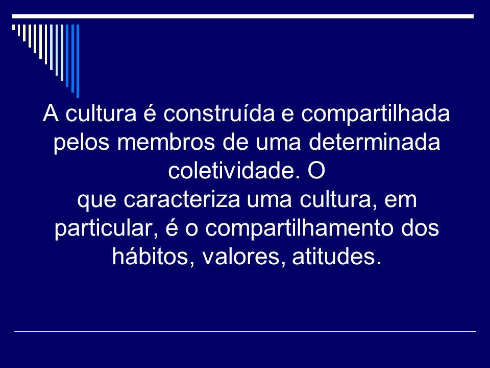 Ela se manifesta por meio de diversos sistemas (valores, normas, ideologias) que influenciam a personalidade das pessoas, determinando sua forma de pensar e de agir.