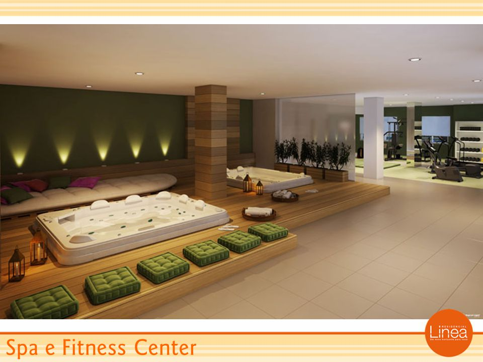 Spa e Fitness Center
