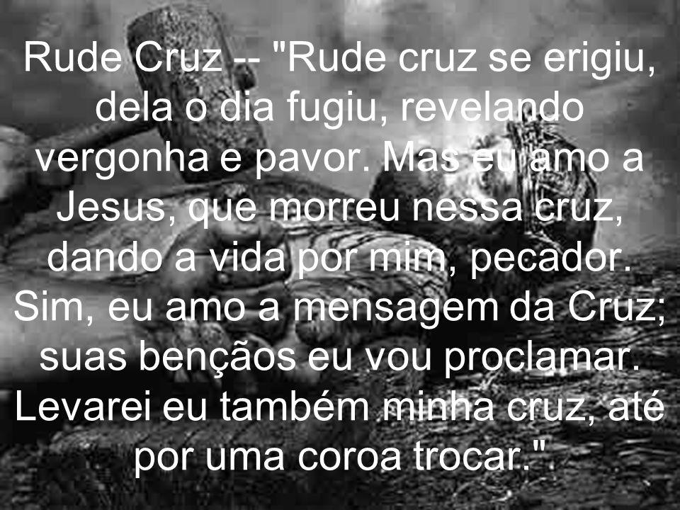 Rude Cruz --
