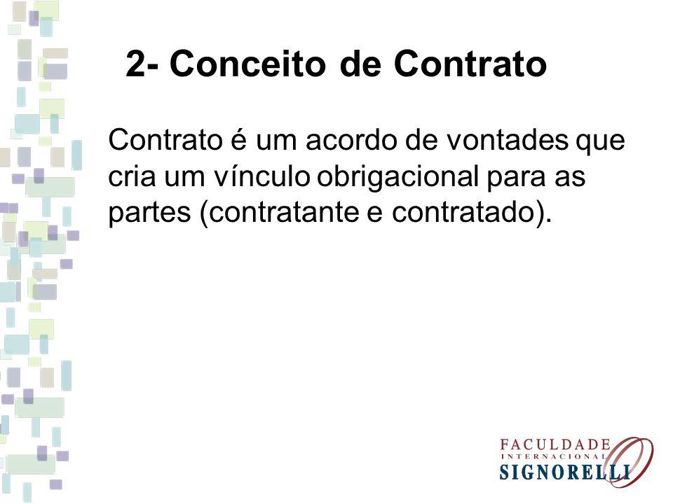 3- Função Social dos Contratos Paralelamente à função econômica do contrato, encontramos no art.