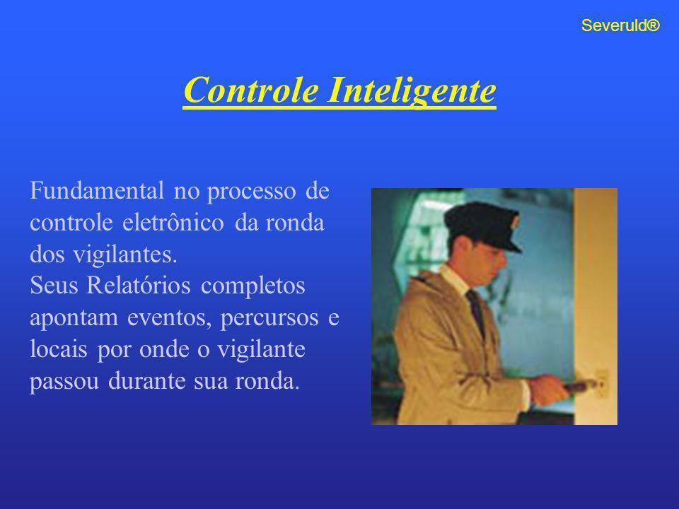 Controle Inteligente Fundamental no processo de controle eletrônico da ronda dos vigilantes. Seus Relatórios completos apontam eventos, percursos e lo