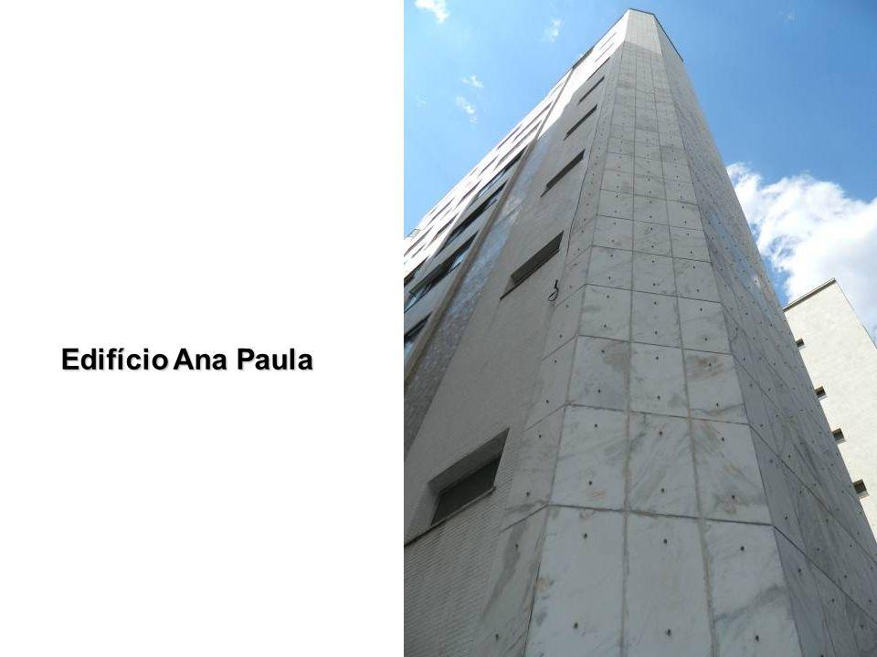 Edifício Ana Paula Vista da Cobertura