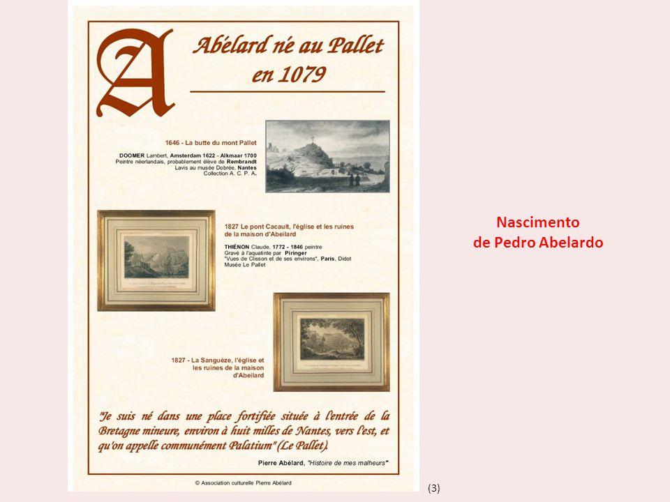 Abelardo chega a Paris. Começam os seus infortúnios... (4)