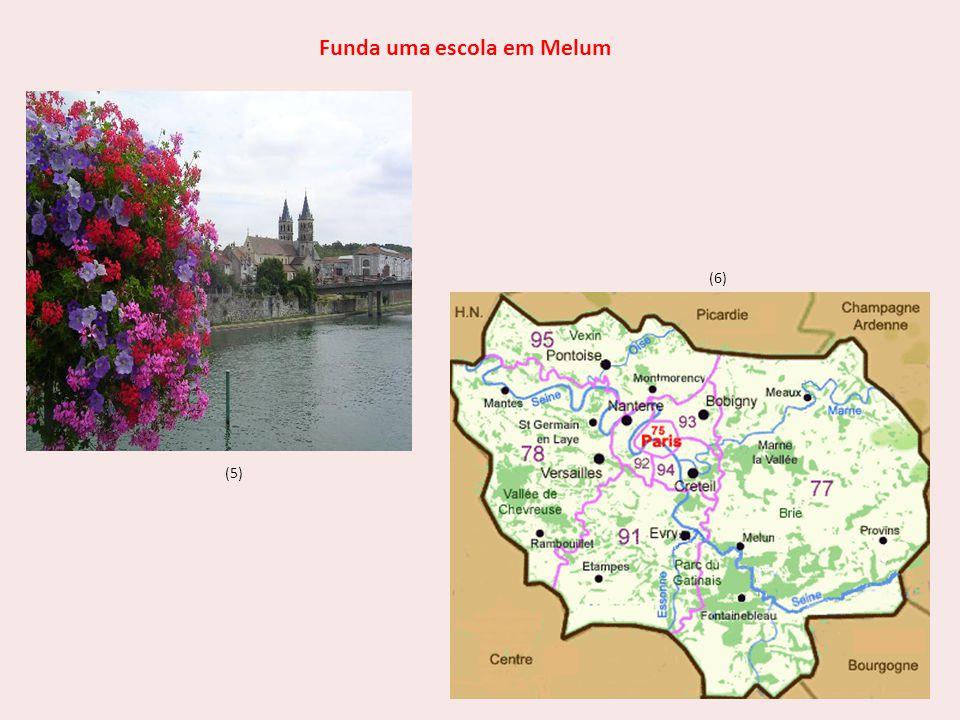 (34) Retira-se, depois, para o território de Troyes