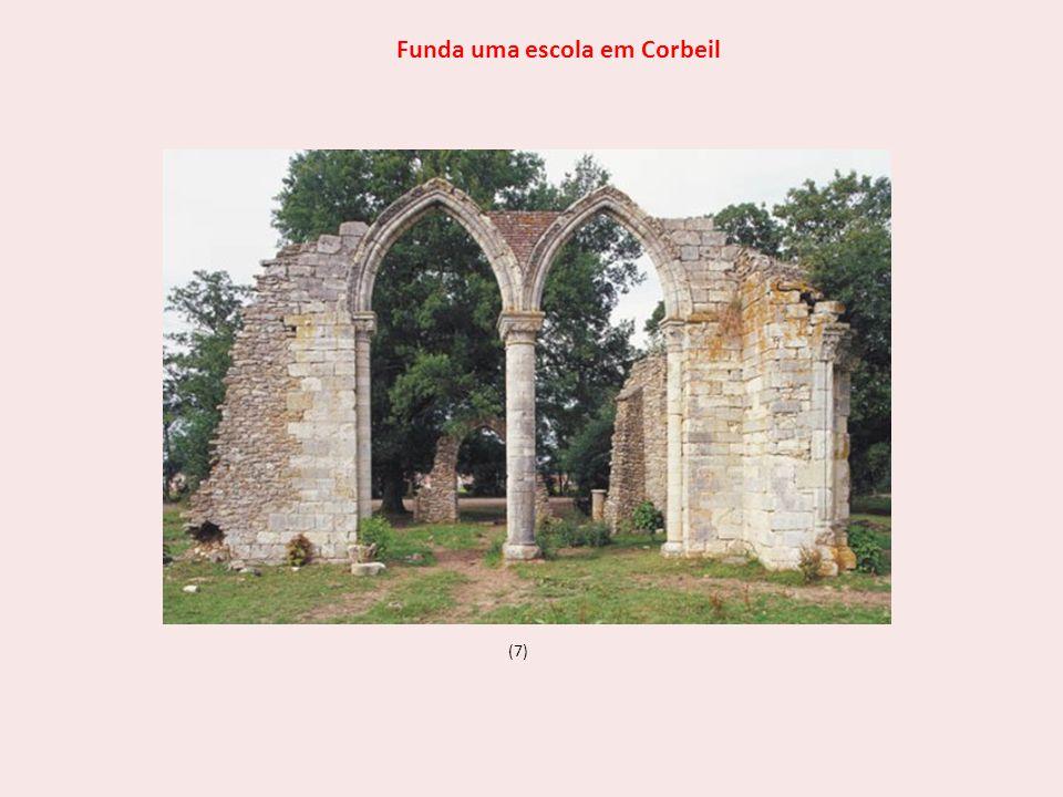 Funda uma escola em Corbeil (7)