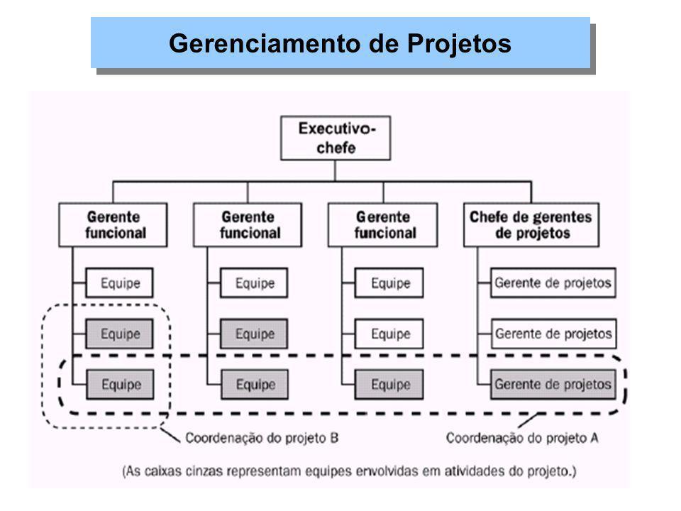 Planejamento e Gerenciamento de Projetos