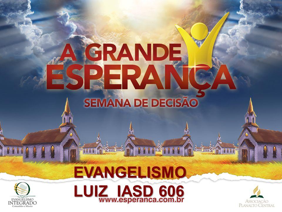 Objetivo: Envolver os Departamentos, o Pastor, Evangelistas, Anciões, e Membros em diligente serviço de conquista de almas para Deus.