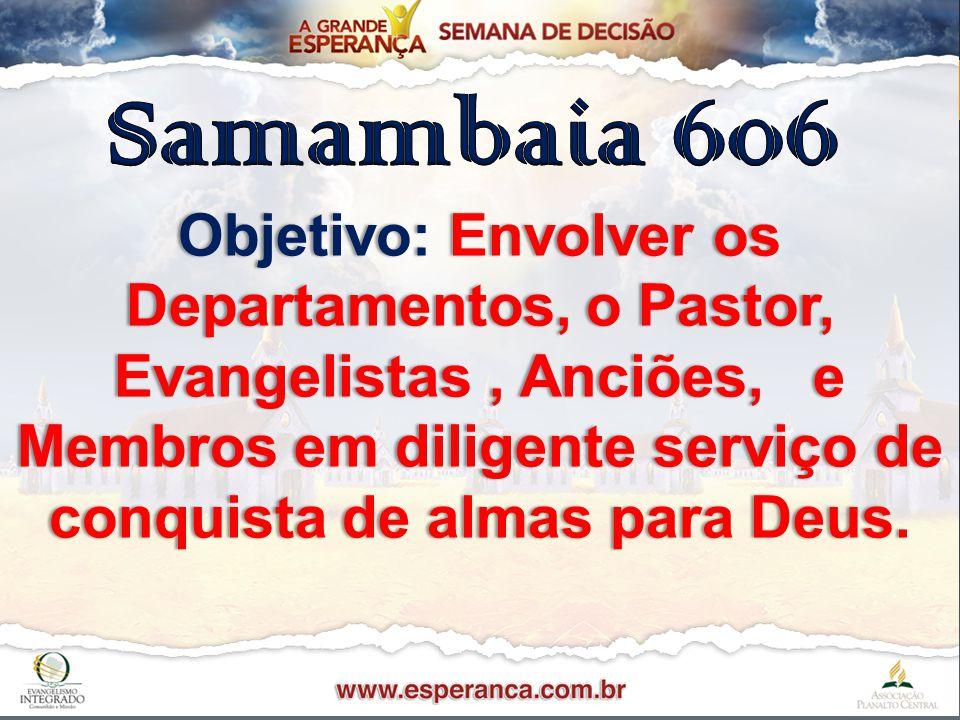 EVANGELISMO IASD 606EVANGELISMO IASD 606