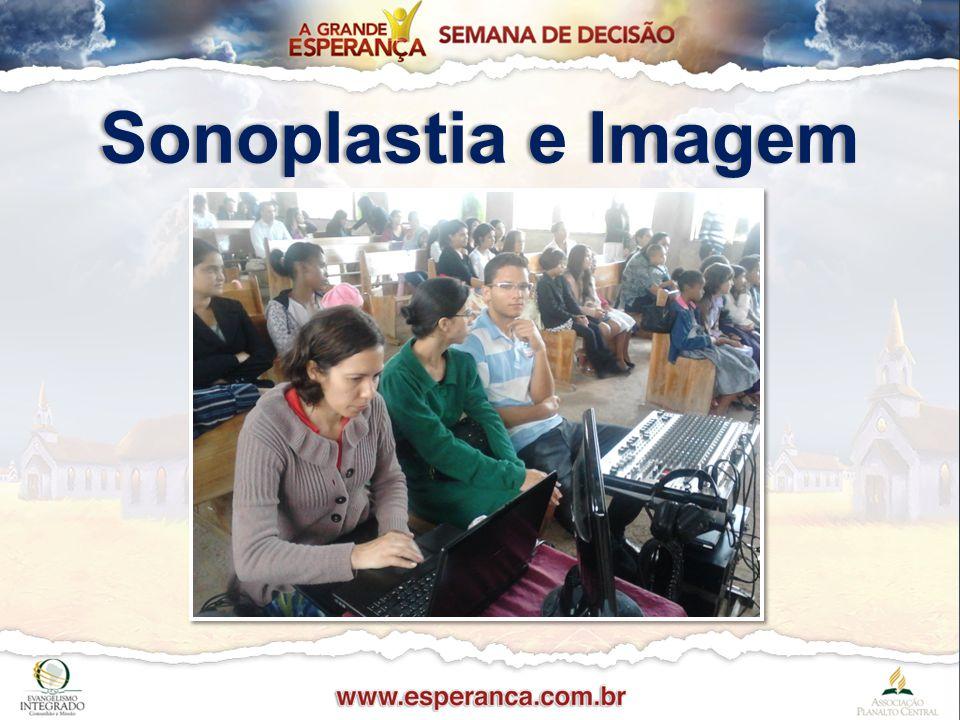 Sonoplastia e ImagemSonoplastia e Imagem
