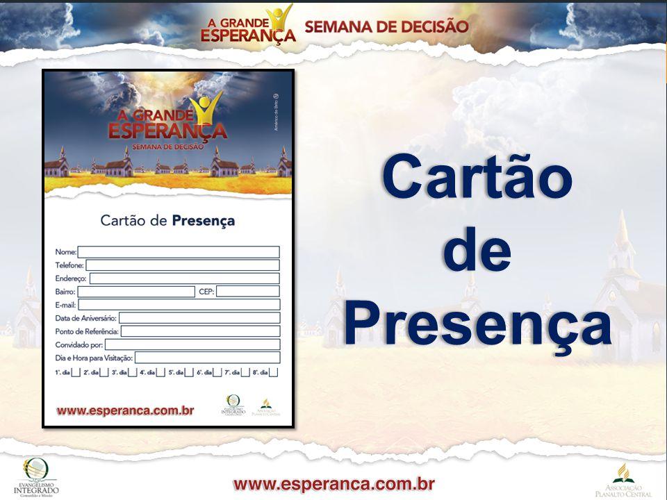 CartãodePresença