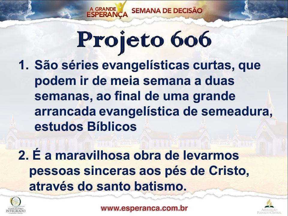 projeto Velhos amigos..