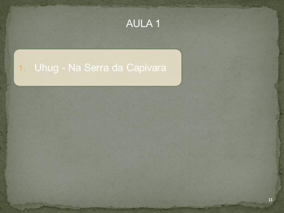 AULA 1 1. Uhug - Na Serra da Capivara 11