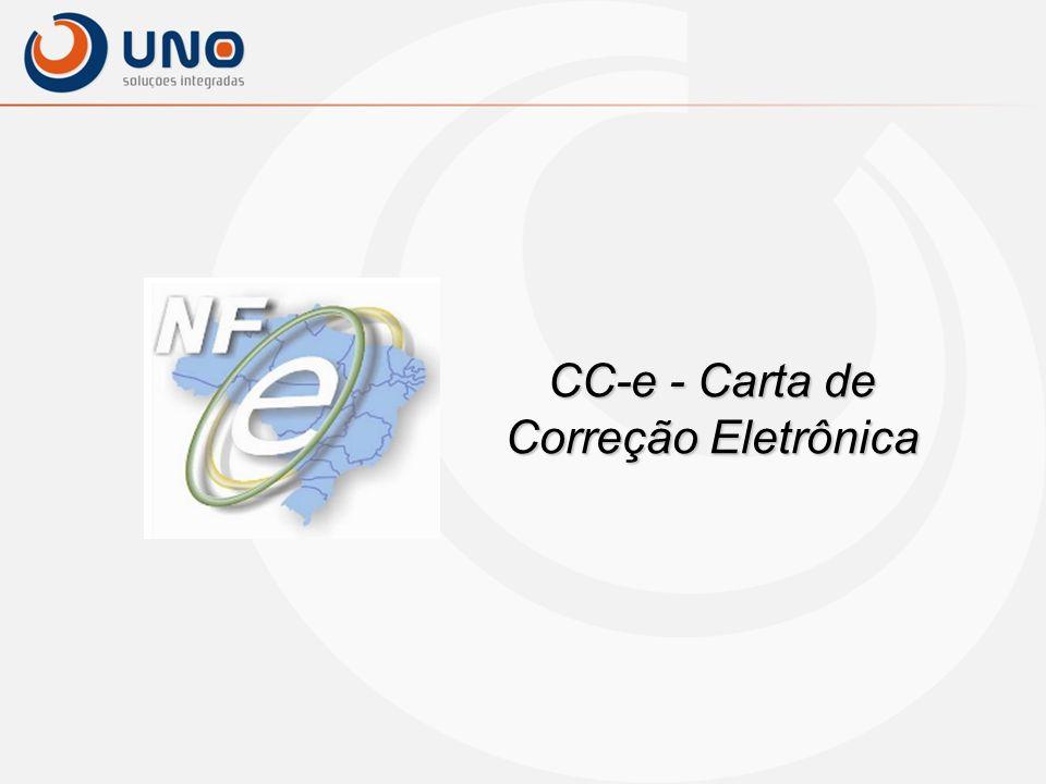 Carta de Correção Após a concessão da Autorização de Uso da NF-e, o emitente poderá sanar erros em campos específicos, por meio de Carta de Correção Eletrônica - CC-e transmitida à Secretaria de Fazenda.
