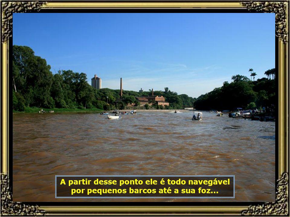 O Rio Piracicaba atravessa uma das regiões mais antigas de ocupação do Estado de São Paulo e está firmemente cravado na cultura da cidade de Piracicab