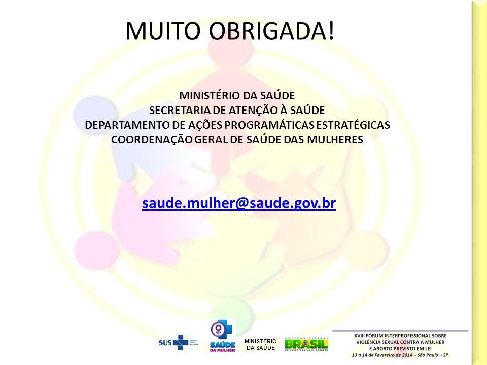 MINISTÉRIO DA SAÚDE Cal/Jun/12 MINISTÉRIO DA SAÚDE SECRETARIA DE ATENÇÃO À SAÚDE DEPARTAMENTO DE AÇÕES PROGRAMÁTICAS ESTRATÉGICAS COORDENAÇÃO GERAL DE