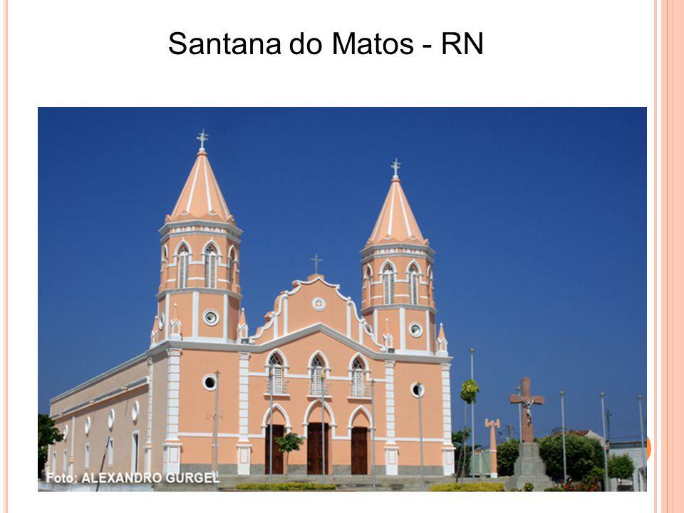 Santana do Matos - RN
