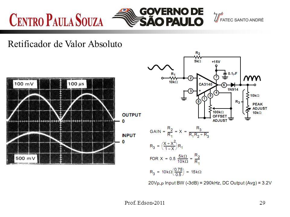 Prof. Edson-201129 Retificador de Valor Absoluto