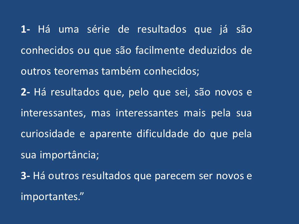 CARTA DE HARDY: