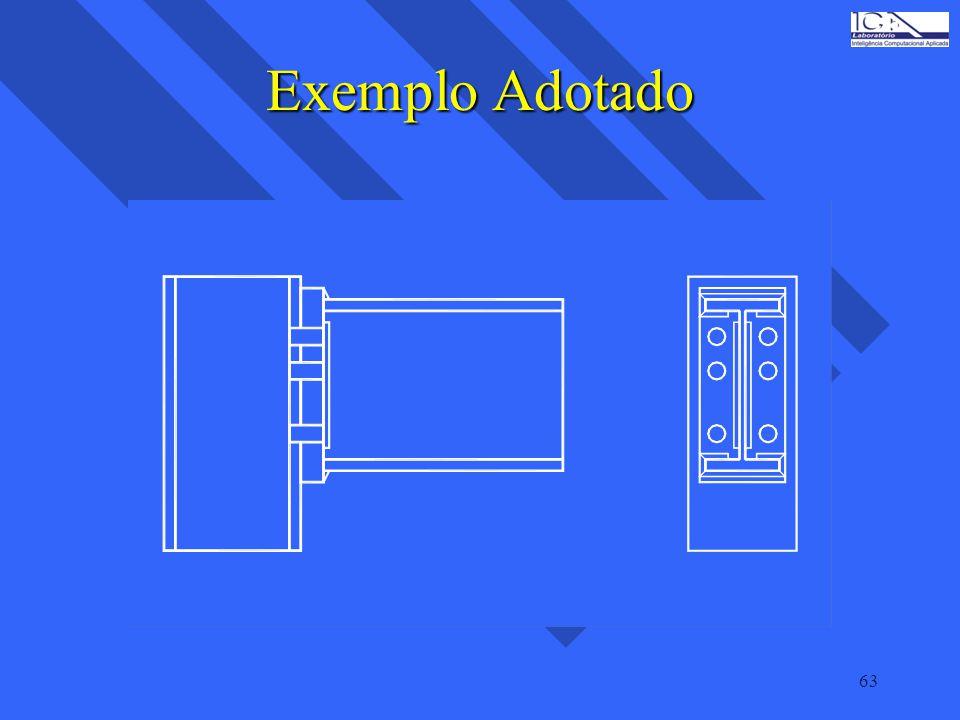 63 Exemplo Adotado