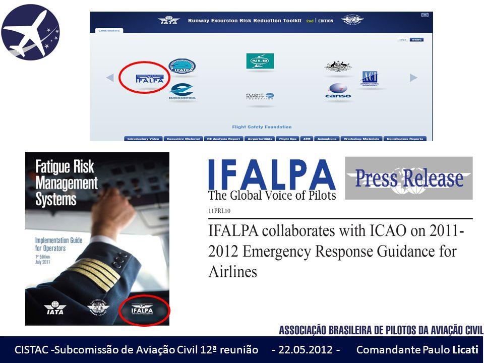 Comandante Paulo Licati Comissões  Fadiga  Regulamentação  Segurança Operacional  Ética  Gerenciamento de Crise  Aeroportos  Proficiência Linguística  Co²