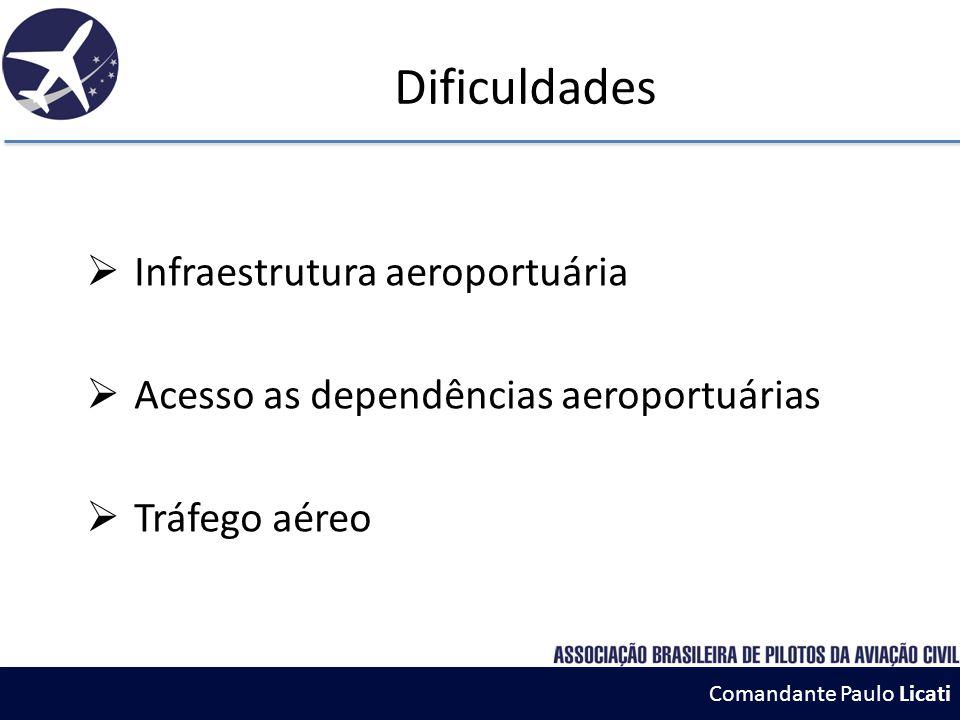 Comandante Paulo Licati Proposta  Criação do Comitê Nacional de Aviação Civil