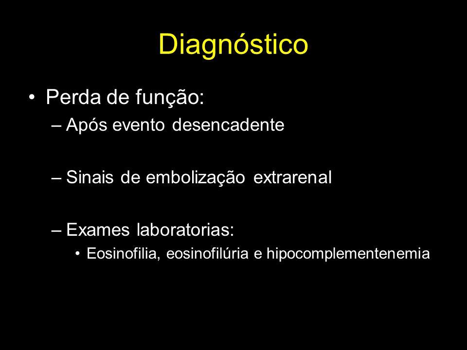 Diagnóstico Biópsia da lesão