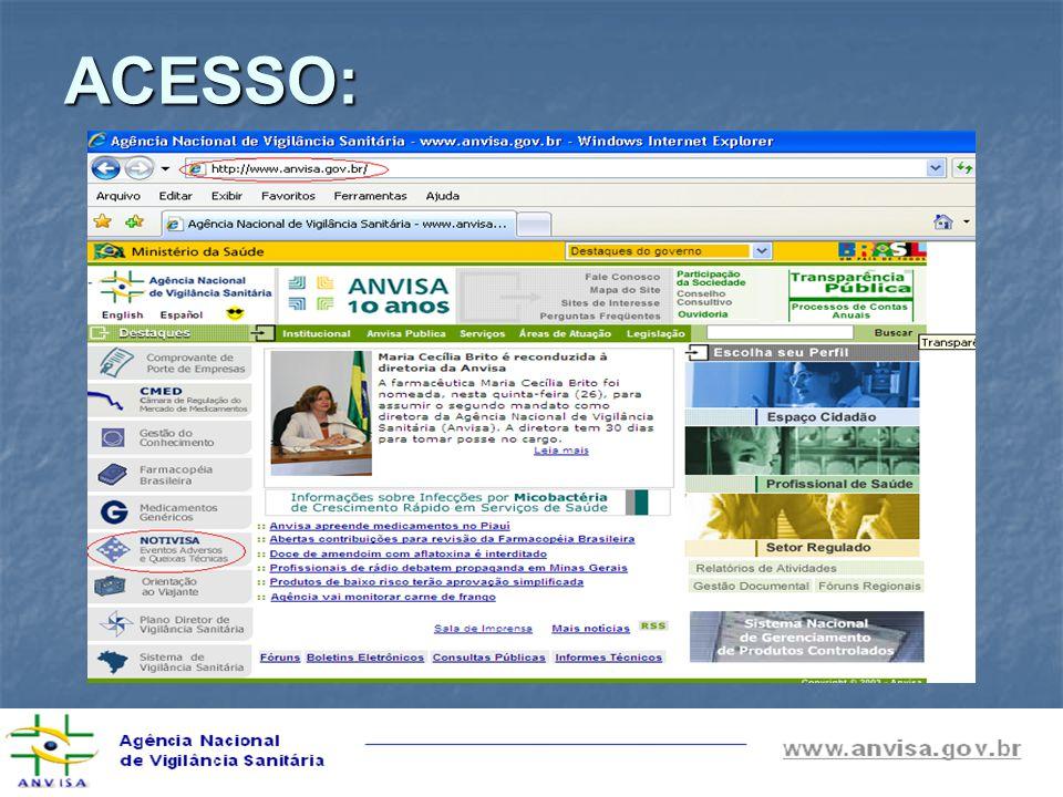 ACESSO: