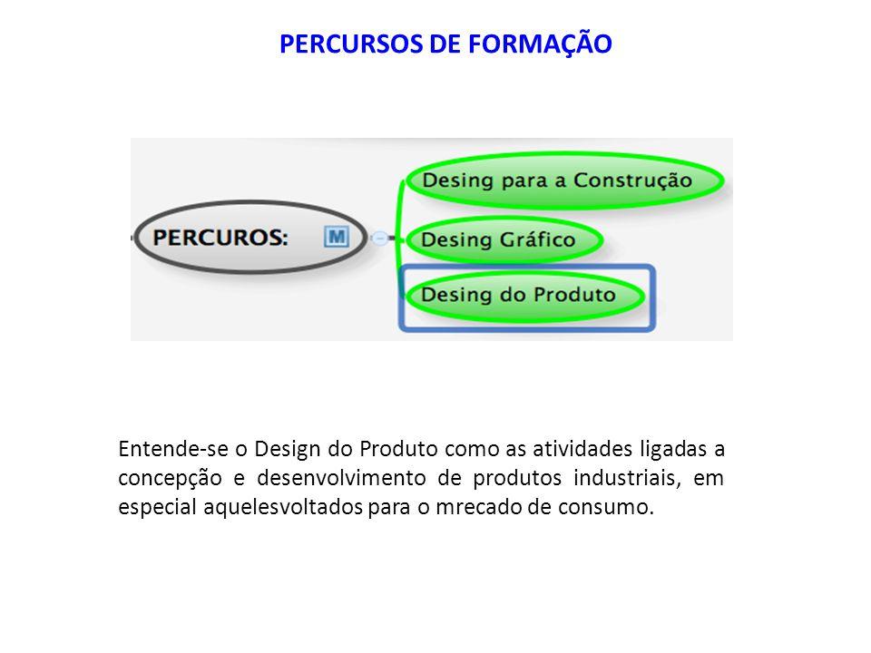 Entende-se o Design do Produto como as atividades ligadas a concepção e desenvolvimento de produtos industriais, em especial aquelesvoltados para o mr