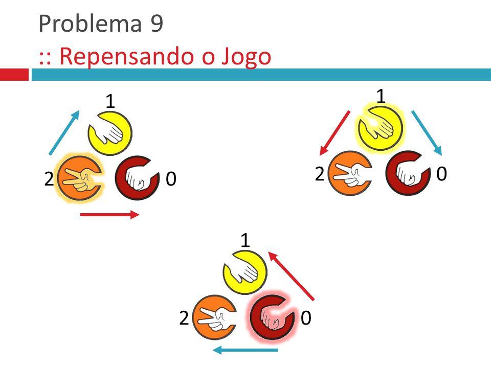 Problema 9 :: Repensando o Jogo 1 02 1 02 1 02