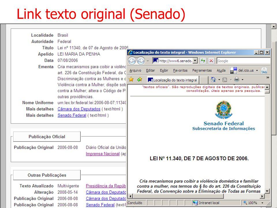 Link texto original (Senado)