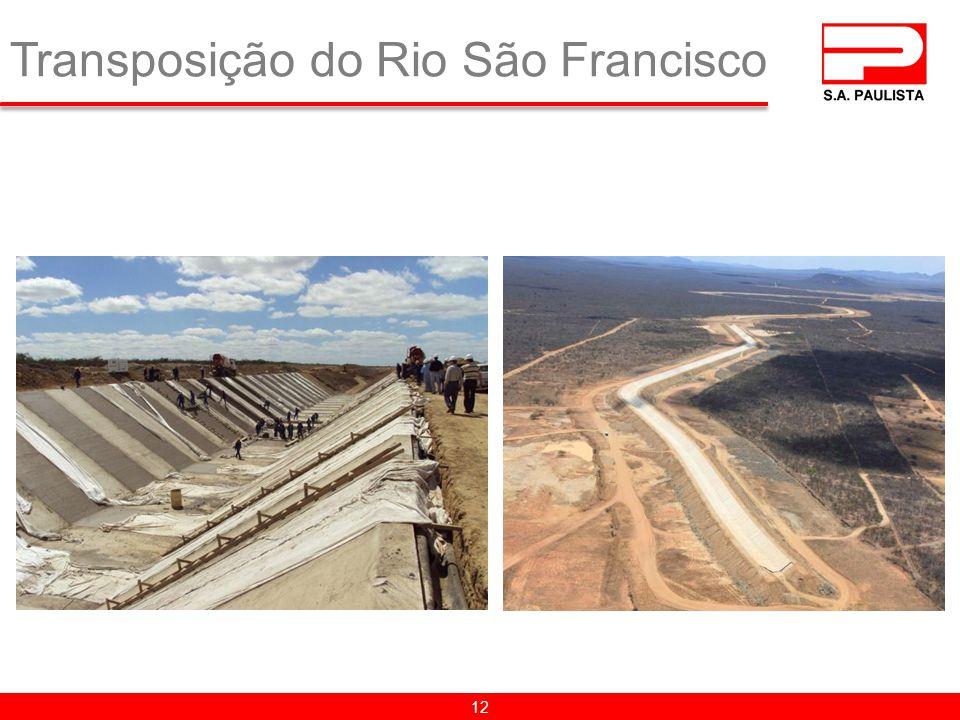 Transposição do Rio São Francisco 12
