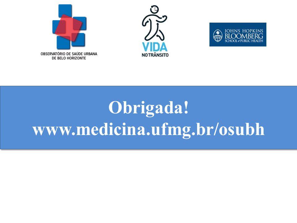 Obrigada! www.medicina.ufmg.br/osubh