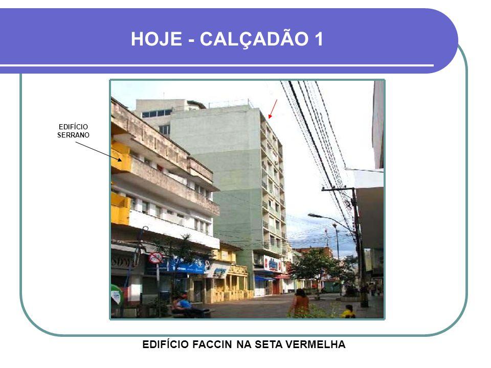 Década de 1970 - RUA PINHEIRO MACHADO ESQUINA RUA JOÃO MANOEL