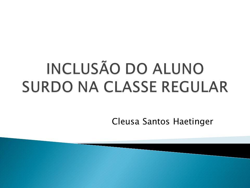Cleusa Santos Haetinger