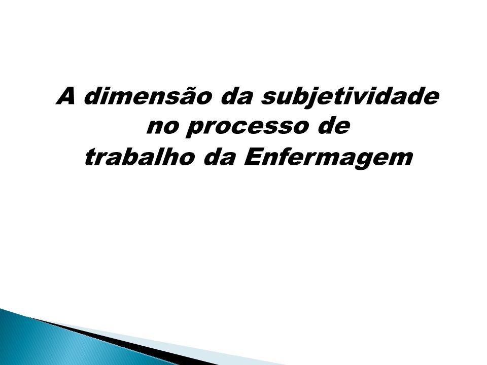  Referências: trabalho da enfermagem. Rev. enferm. saúde, Pelotas (RS) 2011 jan- mar;1(1):190-198