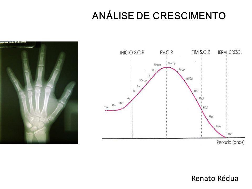 ANÁLISE DE CRESCIMENTO Renato Rédua