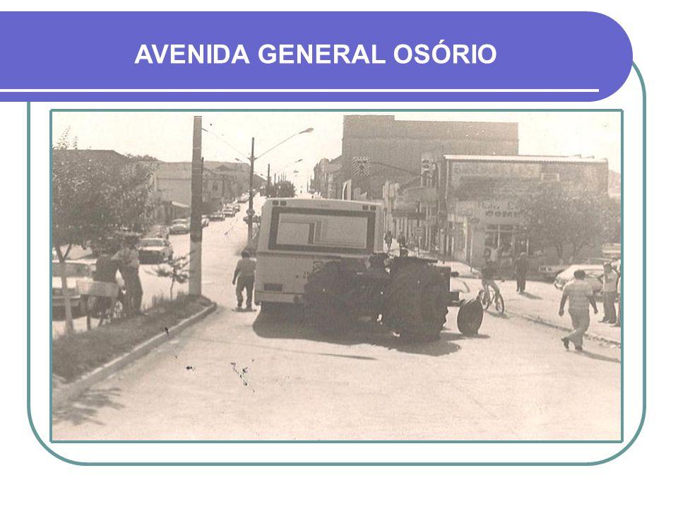 HOJE AVENIDA GENERAL OSÓRIO NA LINHA AMARELA RESIDENCIAL FIRENSE