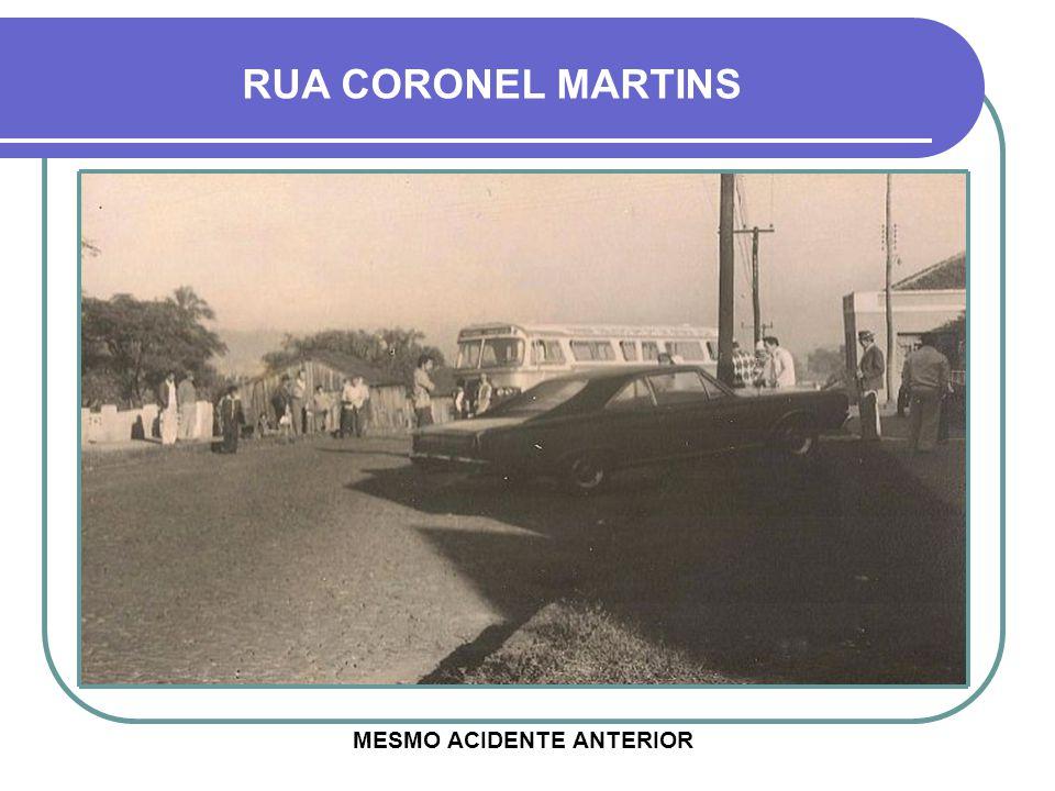 ESQUINA RUA MARECHAL FLORIANO PEIXOTO (LINHA AMARELA) HOJE
