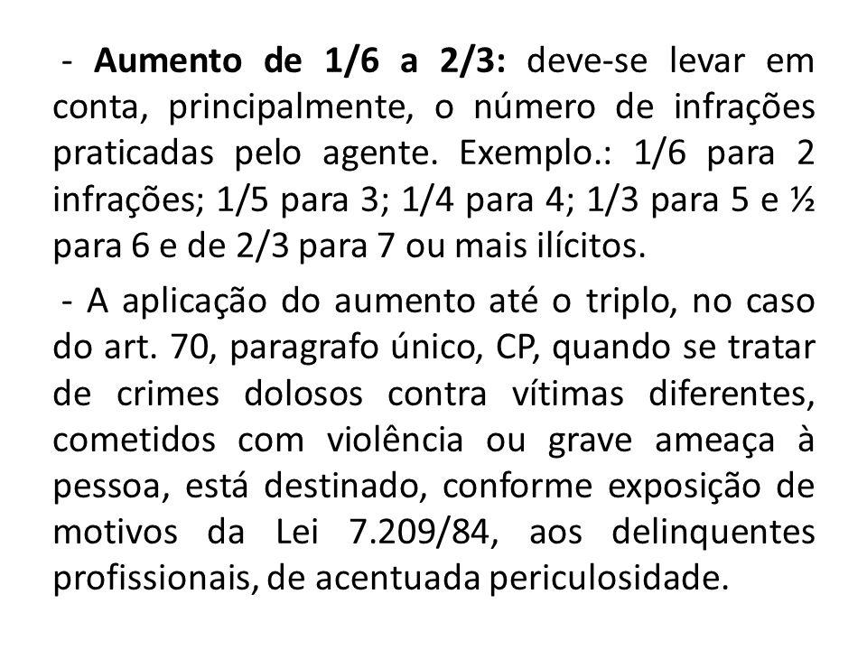 MULTA NO CONCURSO DE CRIMES -No concurso de crimes, as penas de multa são aplicadas distinta e integralmente (art.