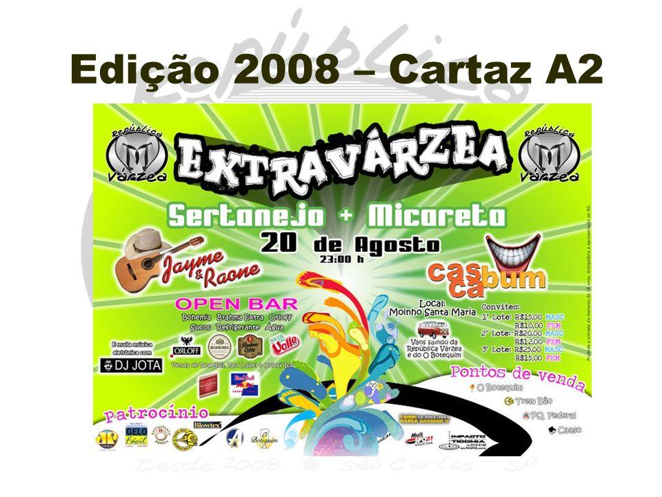 Edição 2008 – Cartaz A2