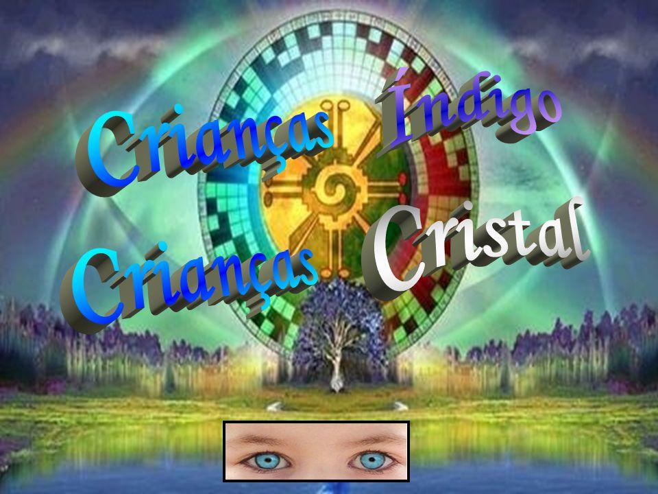 A missão primária de uma criança cristal é ensinar as maneiras de vida multidimensional em harmonia, paz e amor.