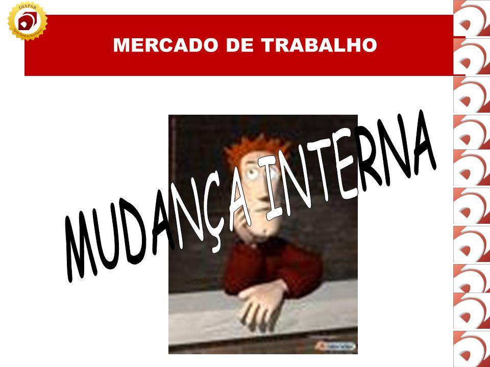 MERCADO DE TRABALHO Jornais e Revistas