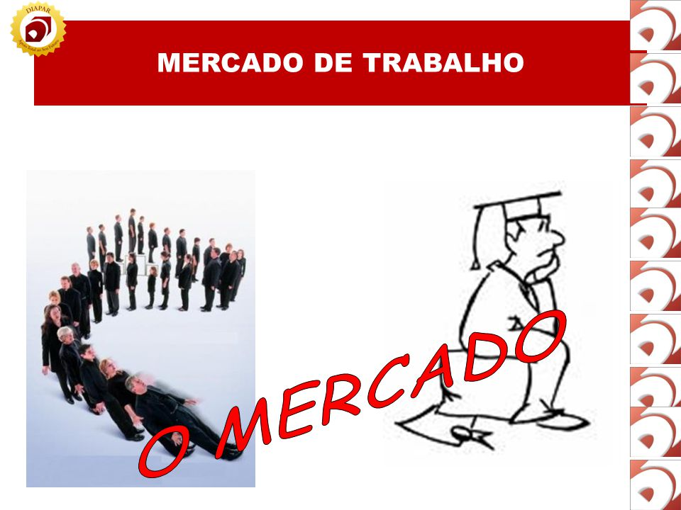 MERCADO DE TRABALHO Programas de estágio e de Trainees