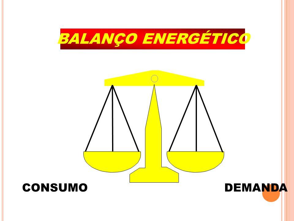 BALANÇO ENERGÉTICO CONSUMODEMANDA